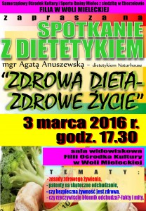 spotkanie z dietetykiem - wola