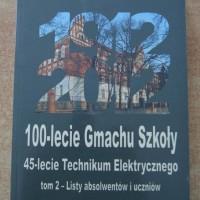 100 lecie budynku gimnazjum