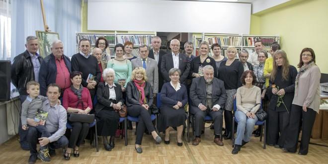 Janusz Kapuściński z mieleckiej Grupy Literackiej SŁOWO po raz trzeci