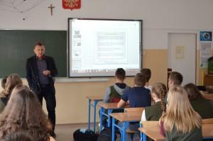 Szkolenie w gimnazjum (2)