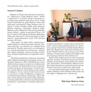 album wadowice slowo wojta gminy