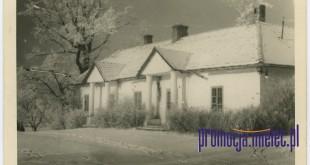 oficyna dworska 1957