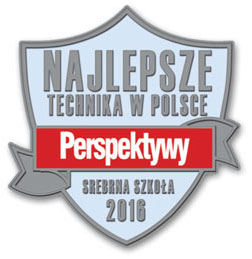 """Tytuł """"Srebrnej Szkoły"""" dla Technikum nr 3!"""