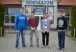 Radomyscy gimnazjaliści wysoko w Gimtech-u