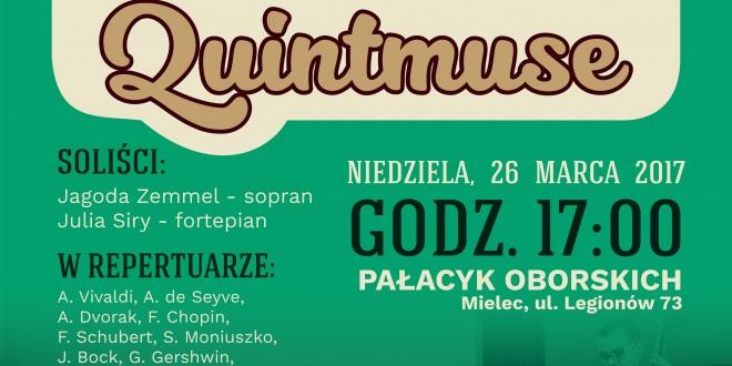 Koncert w Muzeum Regionalnym w Mielcu