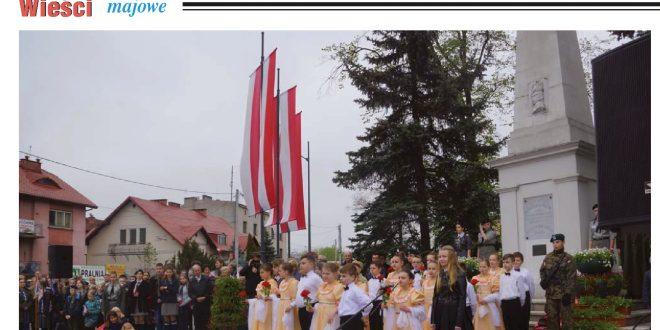 """Wieści Regionalne"" nr 5/17(335) i ""Magazyn Prasowy Strefa"" nr 5(415) z 23 V 2017 r."