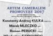 Artem Cameralem Promovere 2017