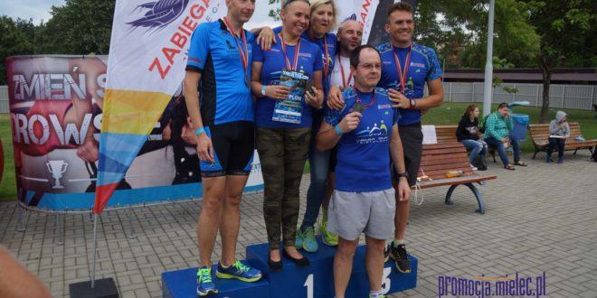 Mistrzostwa Mielca – Super Sprint Triathlon (zdjęcia)
