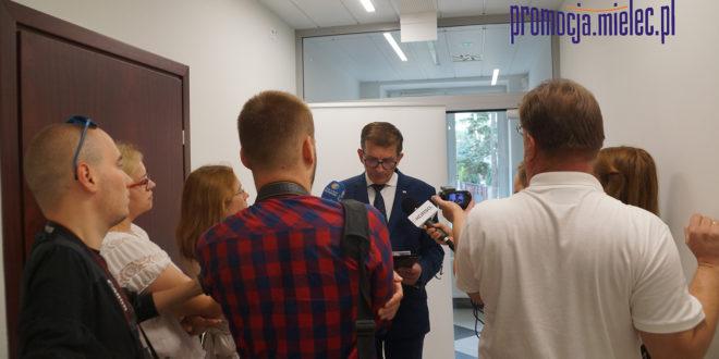 Referendum w sprawie odwołania Rady Powiatu Mieleckiego – Stanowisko Zarządu Powiatu Mieleckiego