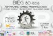 BIEG 80-LECIA COP-u