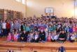 Dziesiątki spotkań w szkołach, tysiąc małych kibiców na trybunach