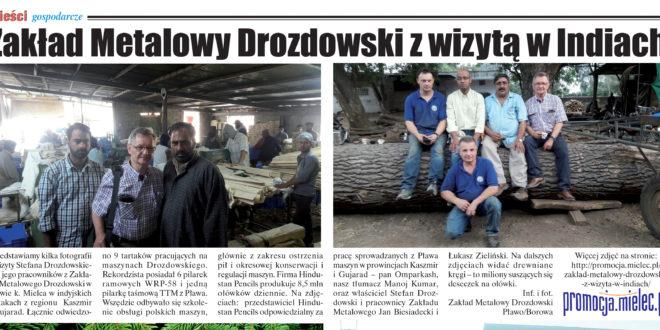 """""""Wieści Regionalne"""" nr 11/17(341) i """"Magazyn Prasowy Strefa"""" nr 11(423) z 29 XI 2017"""