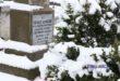 Groby powstańców styczniowych w Mielcu
