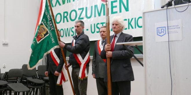 37 rocznica Porozumień Rzeszowsko – Ustrzyckich