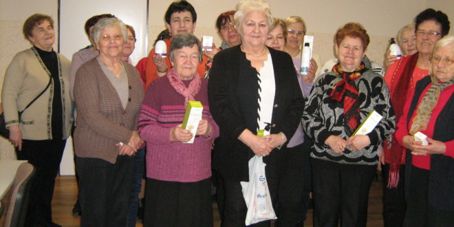 Diabetycy z Podleszan świętowali Dzień Kobiet