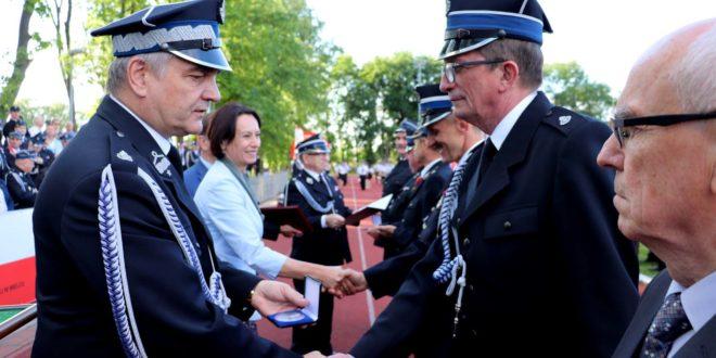 Starosta Zbigniew Tymuła odznaczony Medalem Honorowym im. Bolesława Chomicza