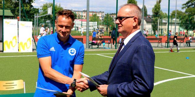 Współpraca Szkoleniowa Miasto Mielec – FKS Stal Mielec – SP 9