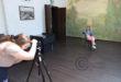 Artystyczna sesja zdjęciowa w Atelier Jadernych