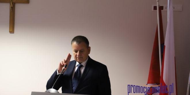Stanisław Lonczak – Starostą, Marek Paprocki – Przewodniczącym Rady Powiatu Mieleckiego