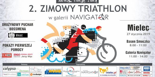 2. Zimowy Triathlon w Galerii Navigator ZAPISY!!!