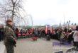 77 rocznica powstania Armii Krajowej pod pomnikiem AK w Mielcu