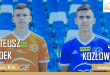 Mateusz Dudek i Jan Kozłowski w kadrze pierwszoligowej Stali