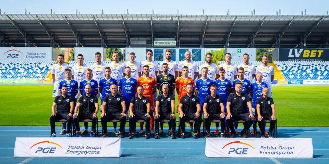 PGE FKS Stal Mielec runda jesienna Fortuna 1 Liga sezon 2019/2020