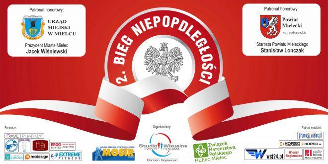 Ruszyły zapisy na 2. Bieg Niepodległości w Mielcu!