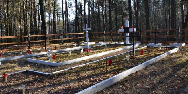 Cmentarz wojenny odnowiony