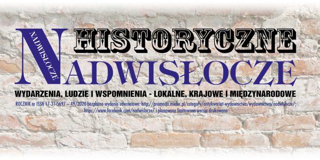 """Historyczne """"Nadwisłocze"""" zaprasza do współpracy"""