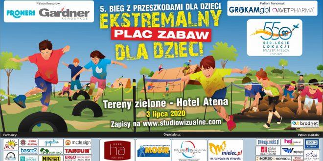 Dzisiaj Ekstremalny Plac Zabaw dla Dzieci!