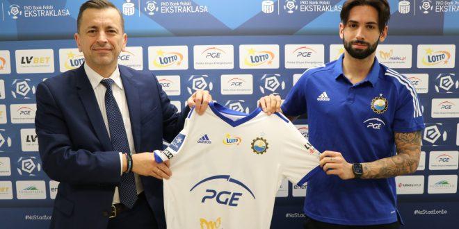Jonathan de Amo Perez wraca do PGE FKS Stali Mielec!