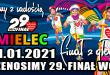 29 Finał WOŚP w Mielcu.
