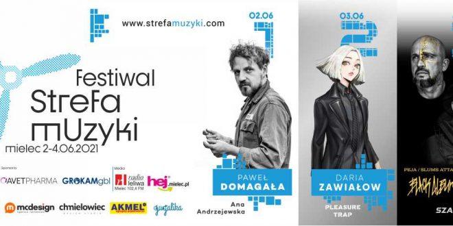 16 kwietnia rusza sprzedaż biletów na Festiwal Strefa Muzyki!