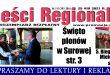 Wieści Regionalne nr 7-8 (385-386) 25 VIII 2021 – bezpłatna wersja pdf